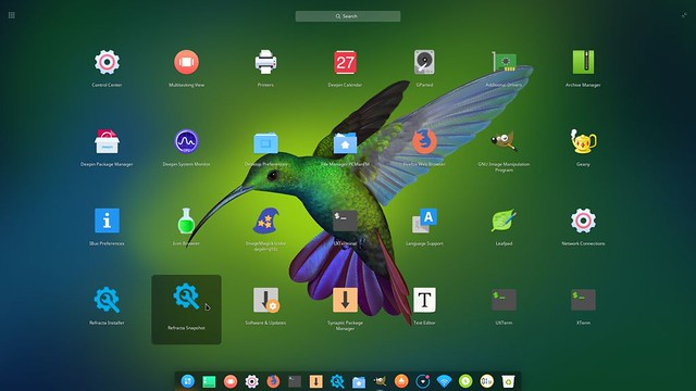 extix-the-ultimate-linux-system-now-has-a-deepin-edition-based-on-ubuntu-17-10