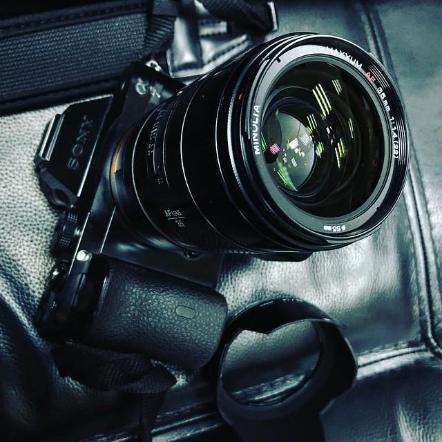 Minolta AF 35mm f1.4 初代目