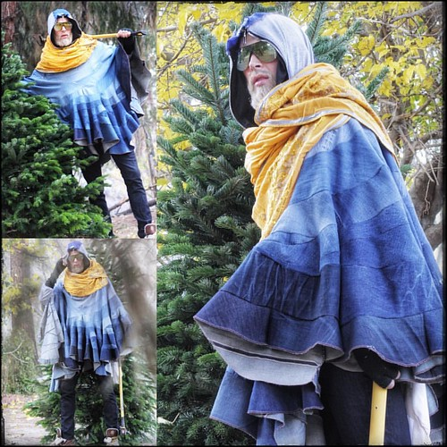 mens One of a kind winter fashions....
