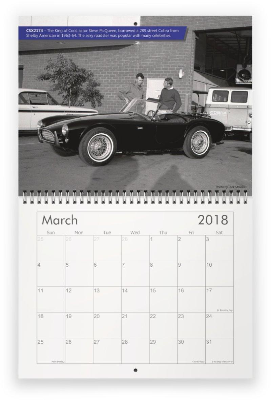 Homemade Calendar 2018 : Autos forum my homemade cobra calendar