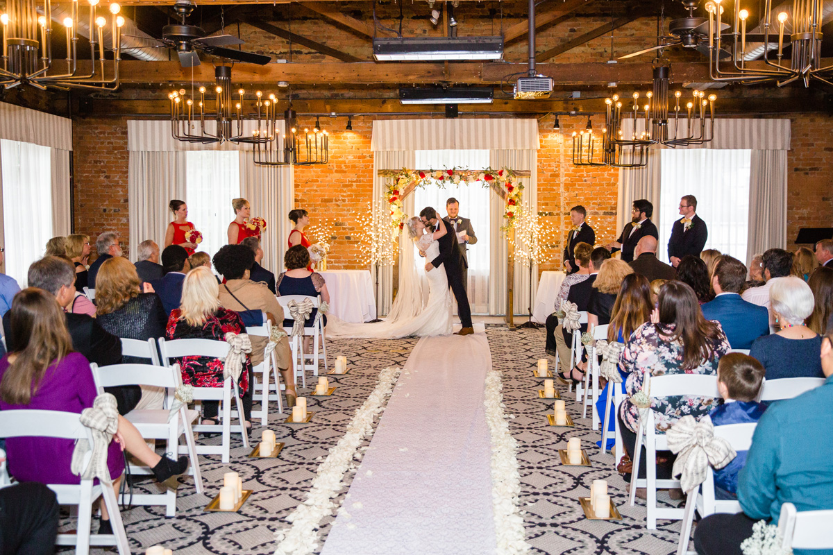 Garter and Whiskey Photography - The Graduate Athens Wedding