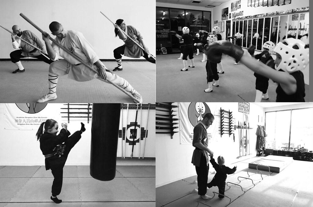 Shaolin Kung fu à Laval
