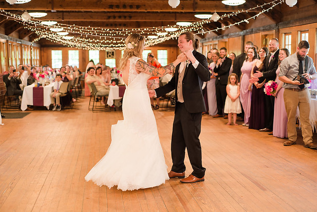Love Has Its Perfect Way At This Pocahontas State Park Wedding Venue
