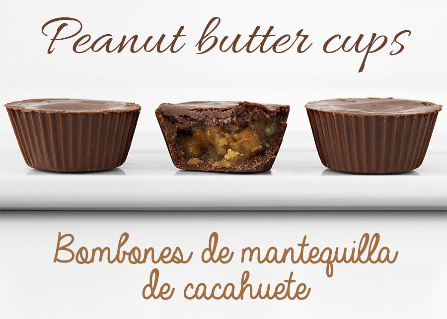 peanut butter cups receta