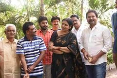 Nene Mukhya Mantri Movie Opening Stills