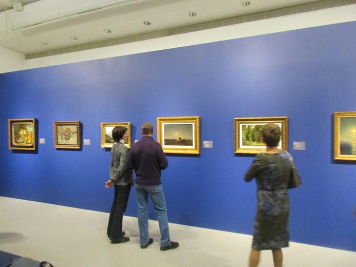 Малый манеж выставки