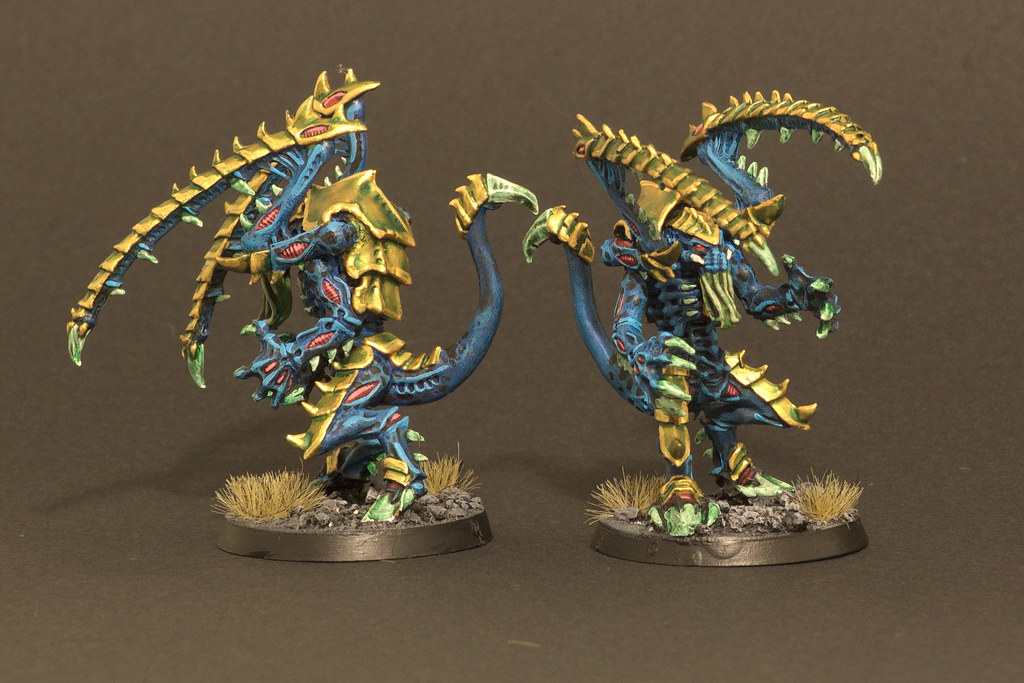 Lictors. Paint Scheme Is Inspired By A