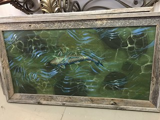 2 Fish paintings $200 | by Ellaway's Attic