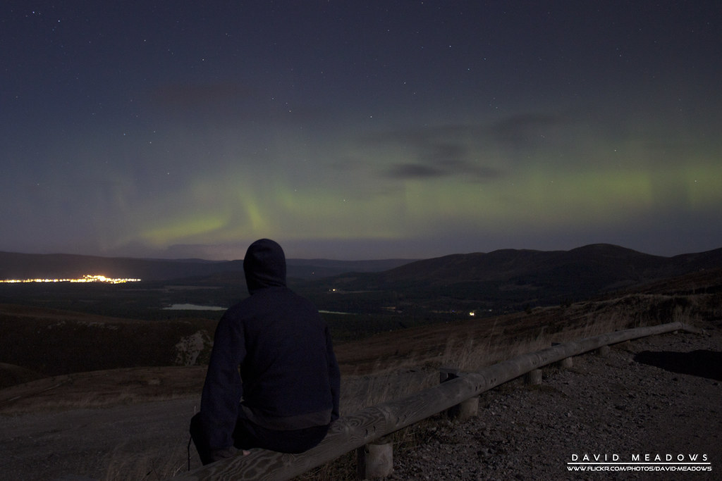 Viewing Northern Lights | By DMeadows Viewing Northern Lights | By DMeadows