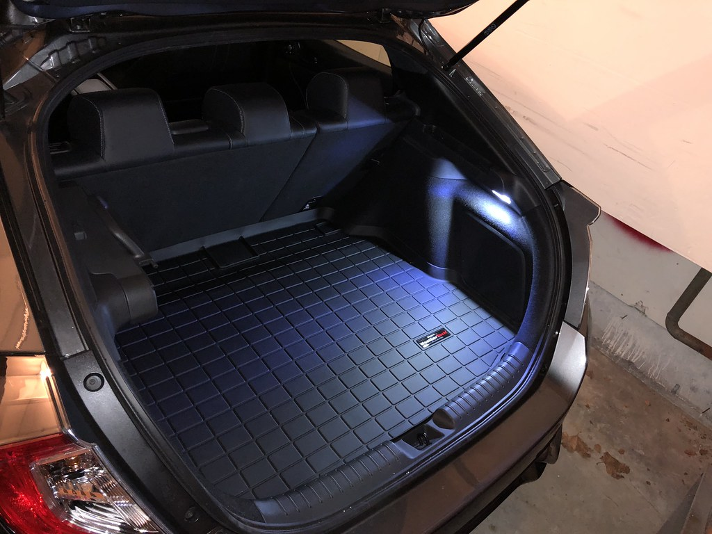 ... cargo liner for Honda Civic Sport Touring | by tychay