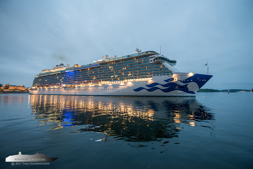 Regal Princess | by Aviation & Maritime