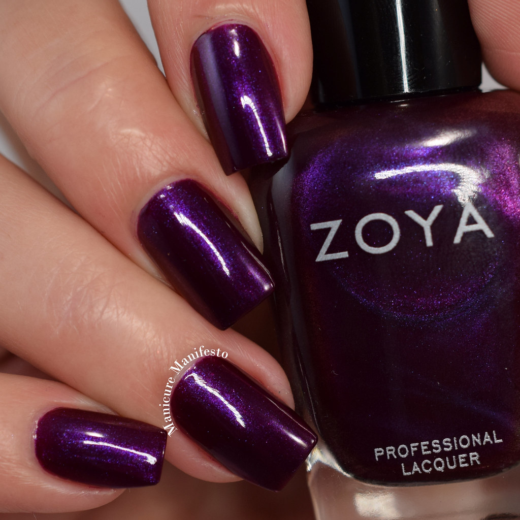Zoya Party Girls swatch