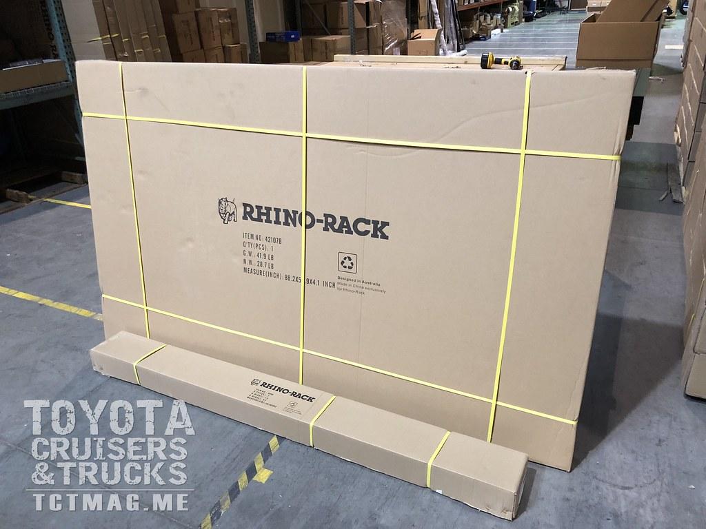 Rhino-Rack USA Lexus GX-460