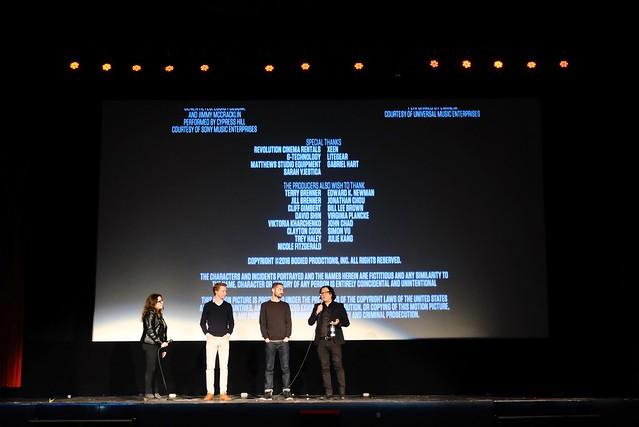 Rio Grind Film Festival 2017 | Calum Worthy Eminem Joseph Kahn | Bodied