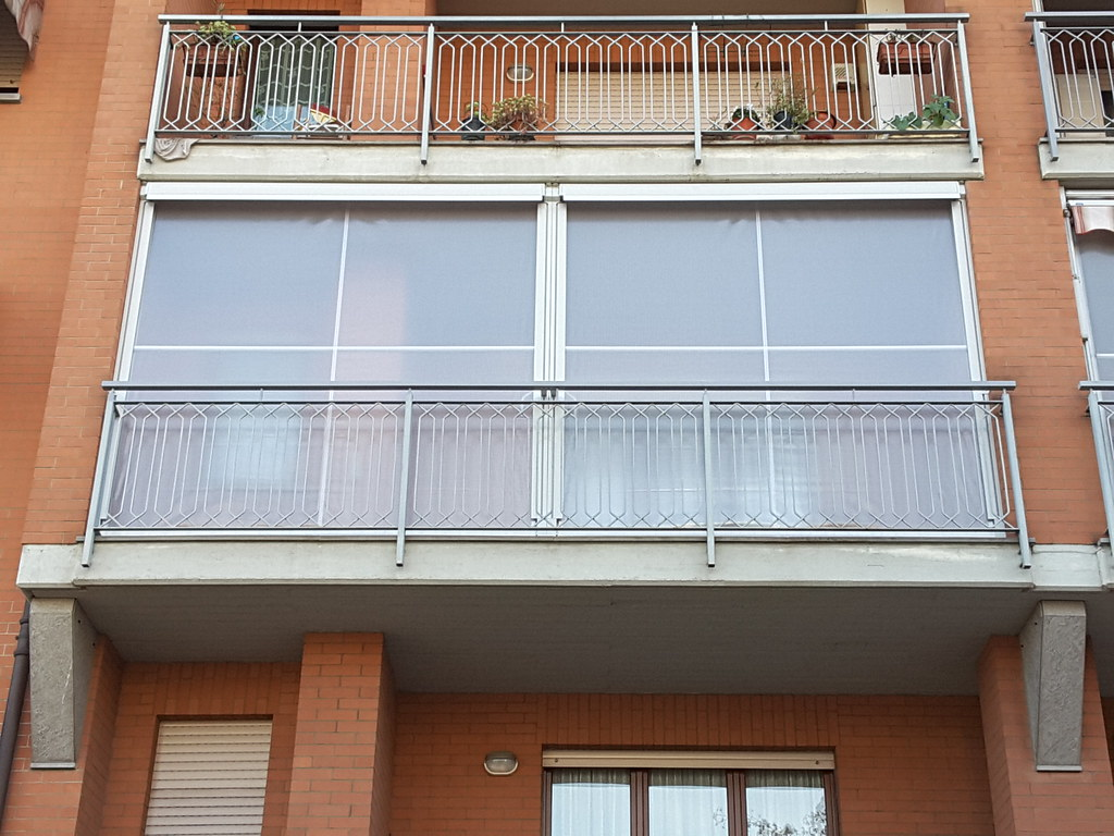 Tende Veranda Torino : Tenda veranda torino tenda veranda invernale vista esternau flickr