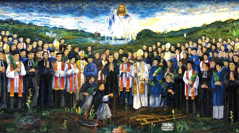 Lễ Các Thánh Tử Đạo Việt Nam