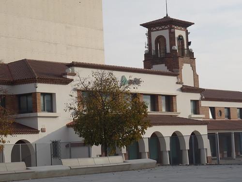 Antigua estación de ferrocarril