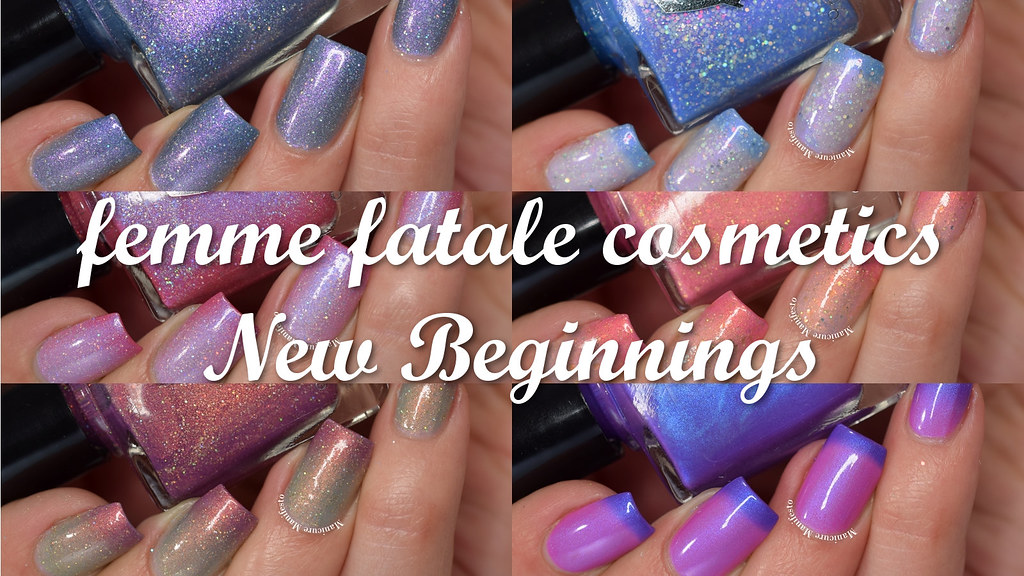 Femme Fatale New Beginnings collection