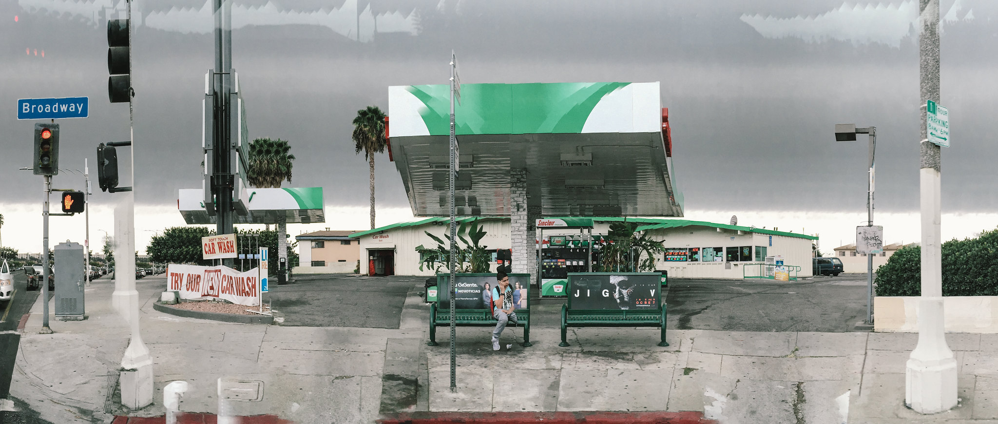 Los Angeles, CA   by Mike Murphy -