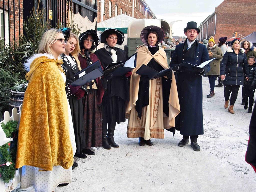 Victorian Carol Singers 060 Ken Hircock Flickr