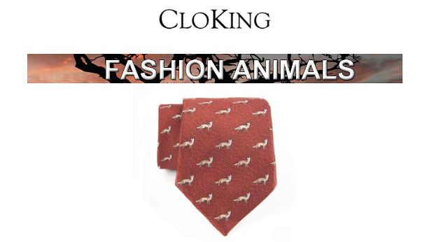 Cloking, estampado animal