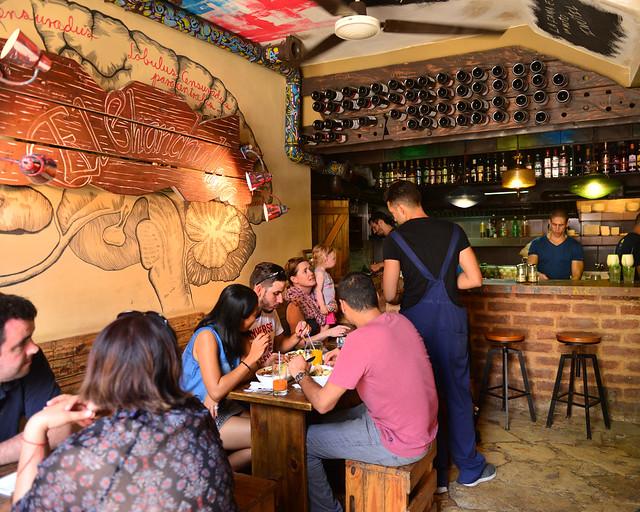 El Chanchullero, un clásico donde comer en La Habana