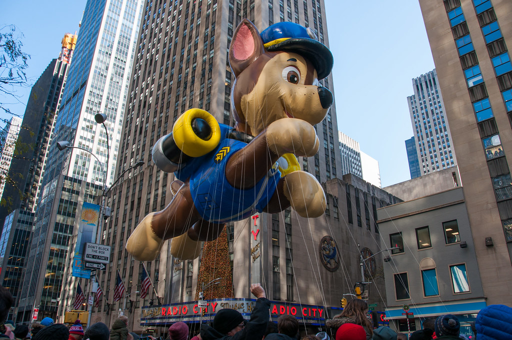 Image result for thanksgiving macy's parade