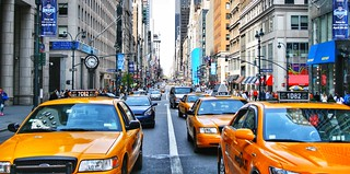 New York City - Cabs | by blog-boutsdumonde