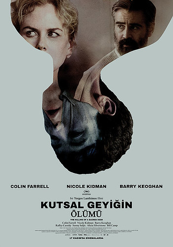 Kutsal Geyiğin Ölümü - The Killing of a Sacred Deer (2017)