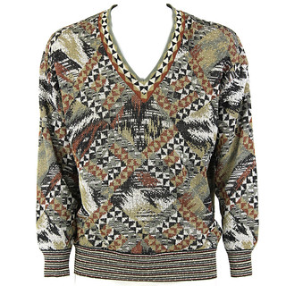 Missoni Sweater Pattern Man