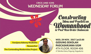 Constructing Ideas and Practices on Womanhood in Post-New Order Indonesia