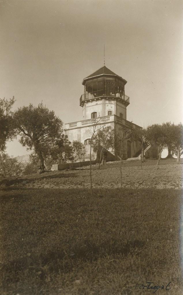 Ao Norte da Azinhaga do Fidié, Campo Grande (E. Portugal, c. 1941)