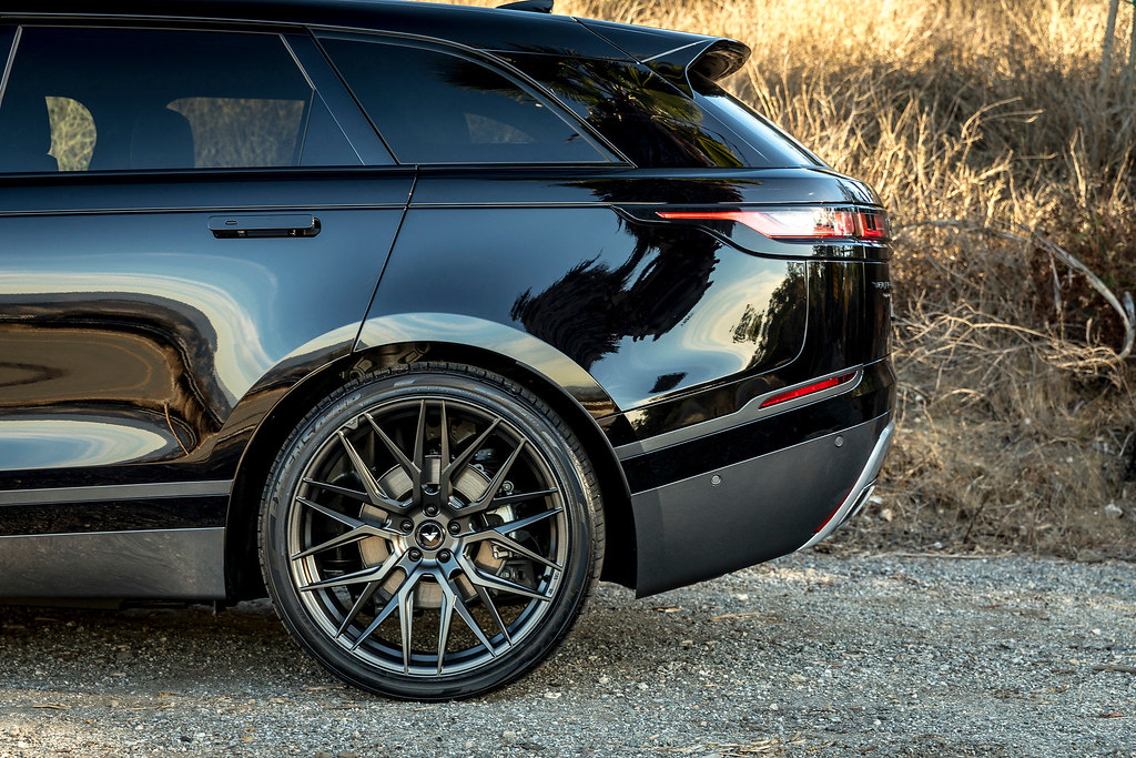 "Range Rover Sports >> Range Rover Velar on 22"" Vorsteiner V-FF 107 Wheels   Flickr"