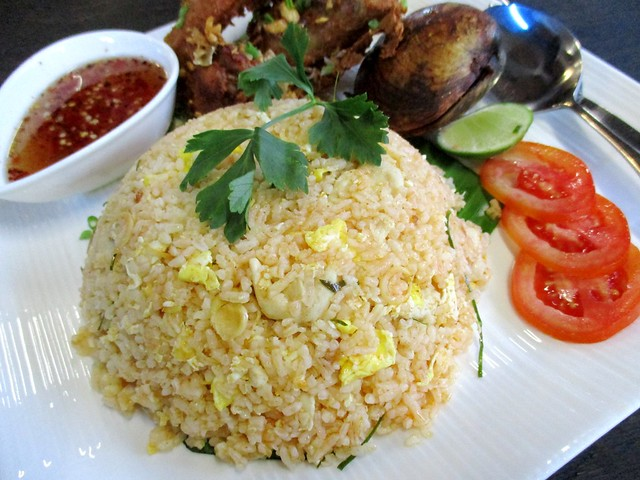 Flavours Thai Kitchen tom yam fried rice