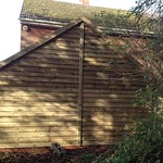 Timber Framer - Softwood featheredge boarding