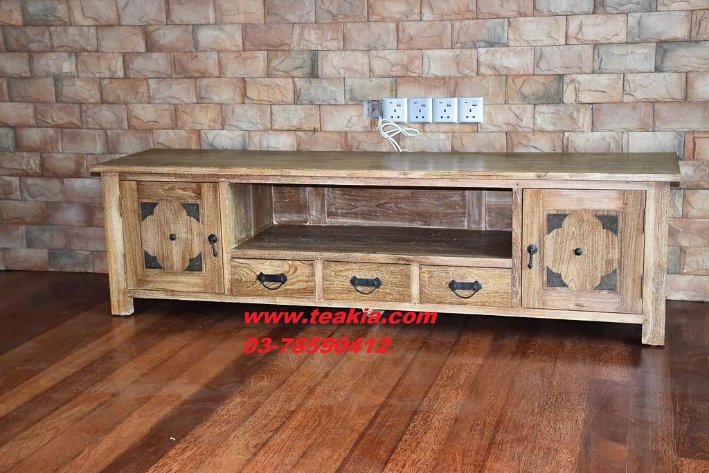 ... Teak Wood Furniture Tv Console Table Dining Furniture