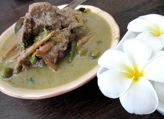 Payung's green curry