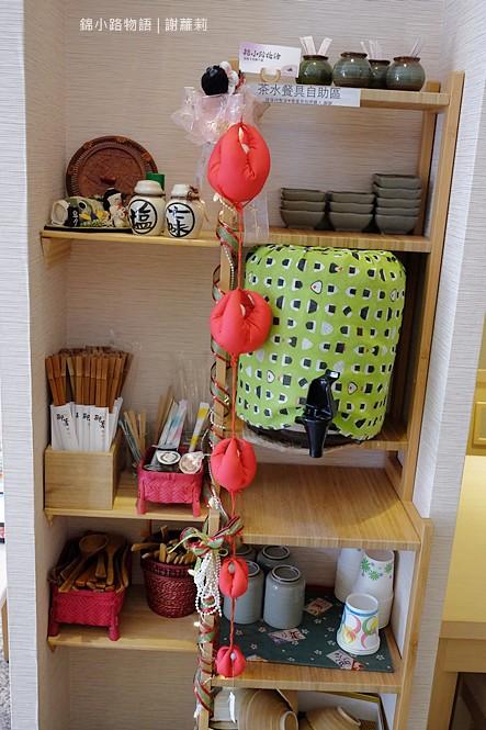 24557797798 90eeeb7788 b - 錦小路物語 | 窩藏巷弄內的日本食堂,食尚玩家推薦 冬季限定的療癒系煤炭精靈甜點真的超可愛!