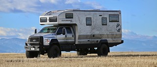 EarthRoamer XV HD The Next Level In Luxury Overland Vehicles