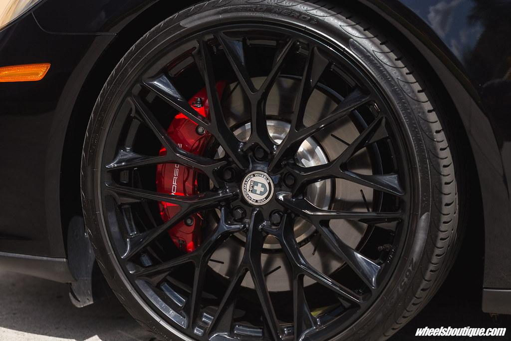 Hre Wheels Brand New Porsche Panamera With Hre P200
