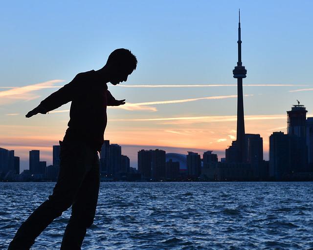 Miguel Egido, de Diario de un Mentiroso en Toronto, Canadá