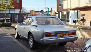 Peugeot 504 Coupé automatic 1982 | by XBXG