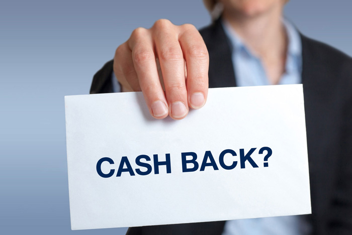 Cash back is another way to save money or the future of online shopping?