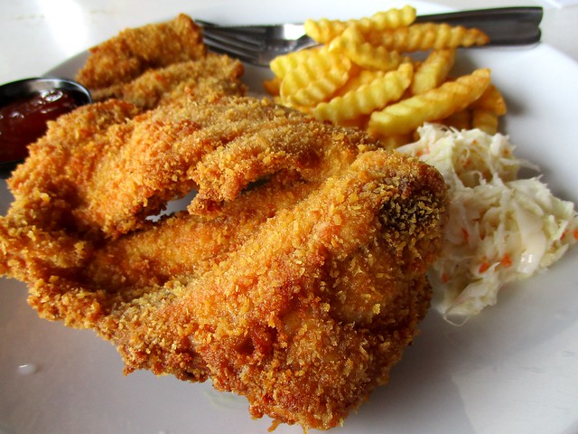 Warung BM XXL fried chicken 1