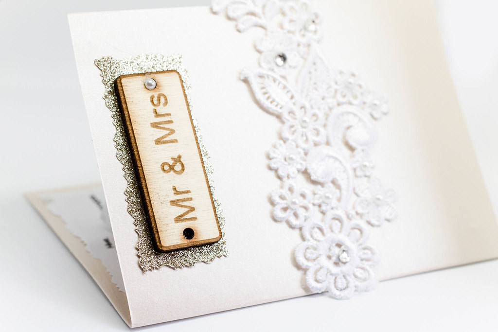 Mr. and Mrs. Sign on the wedding invitation   📷 Stock Photo…   Flickr