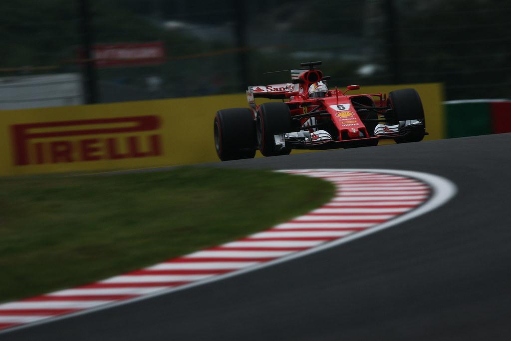 5 Sebastian Vettel 2017 10 6 F1 Rd 16 Japanese Gp