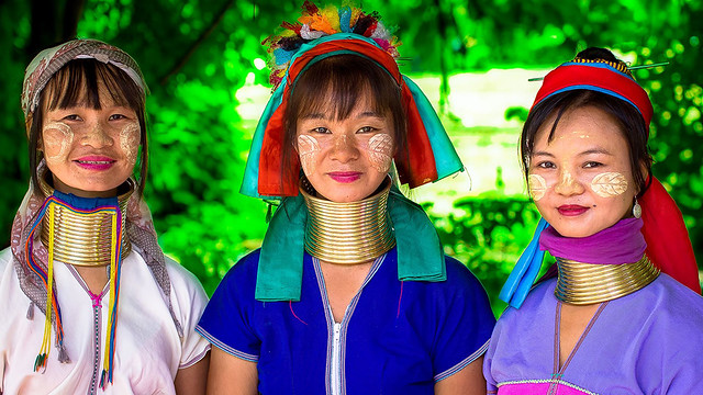Karen Hill Tribes