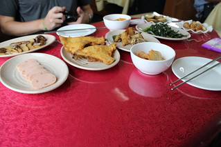 Lunch in a North Korean restaurant car | by Timon91