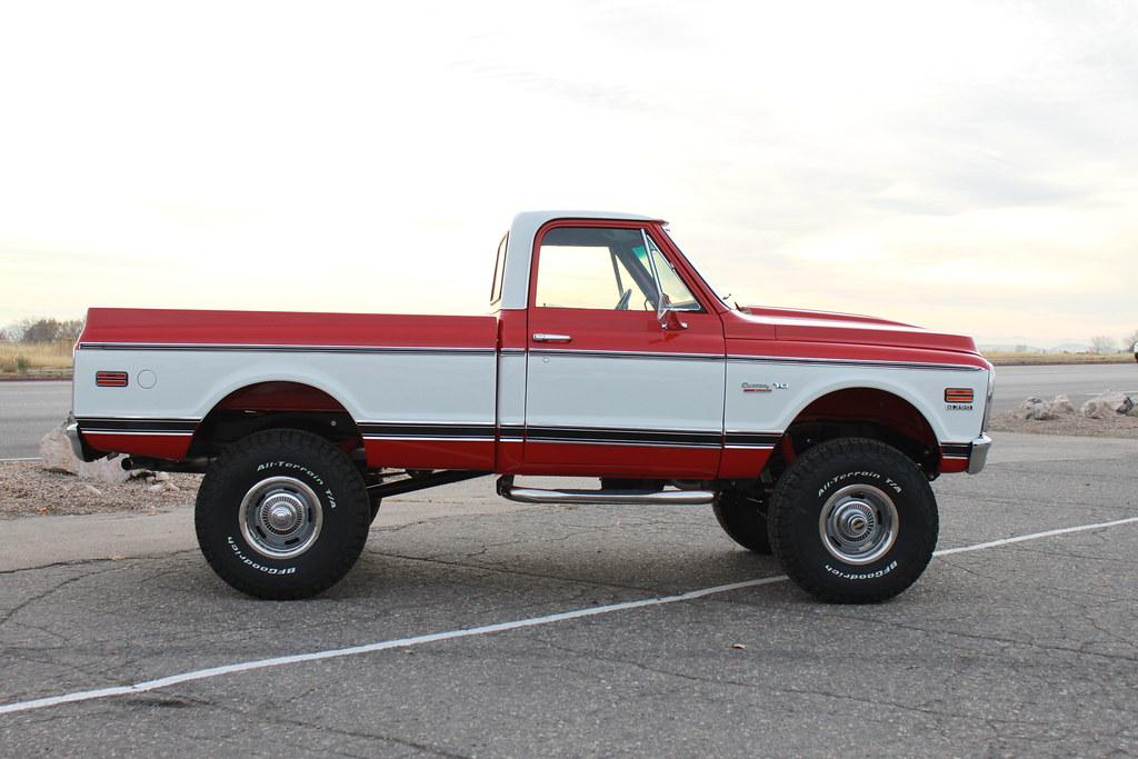 Chevy 4x4 1972
