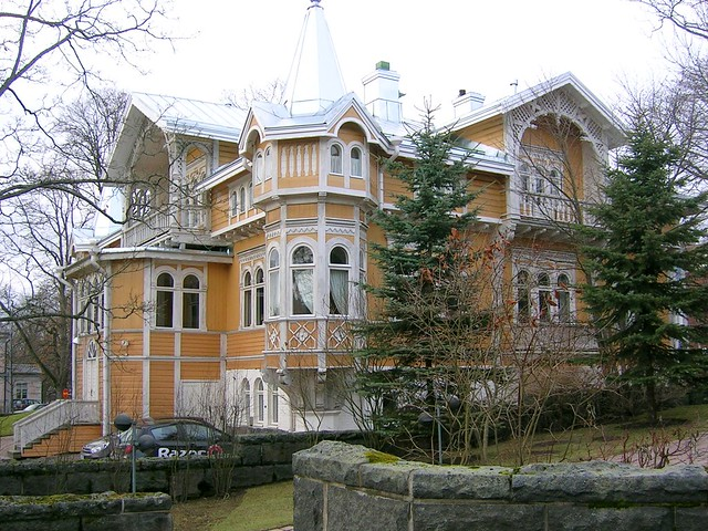 My Finland Natl Romantic Architecture